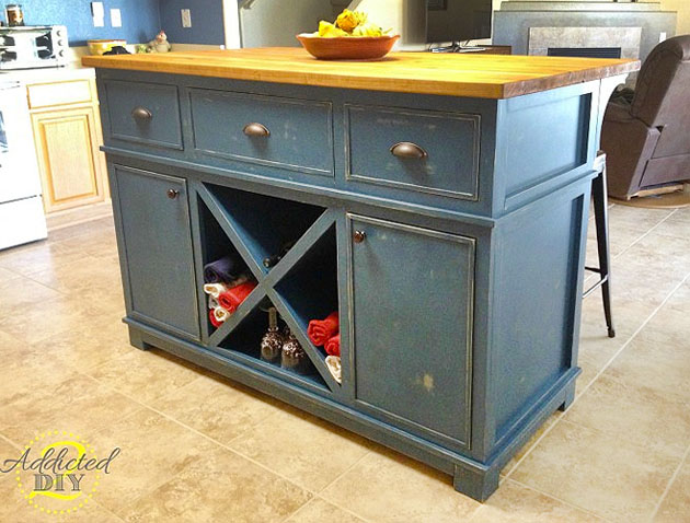 addicted2DIY-kitchen-island