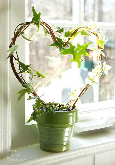 Heart Shaped Topiary | Pretty Handy Girl