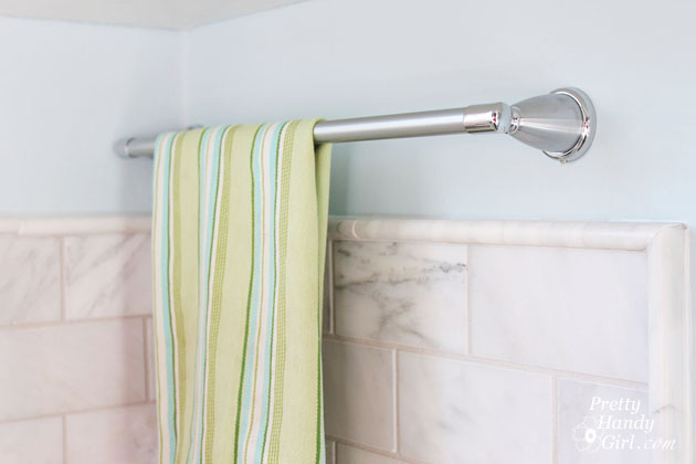 How To Install A Towel Bar Securely