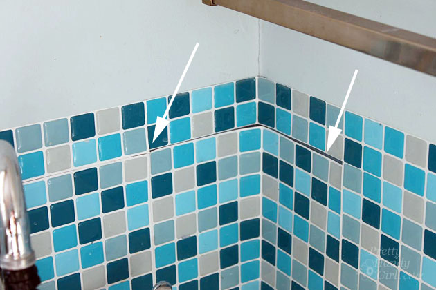 Tile Setting Marble Tiles without Thinset Mortar