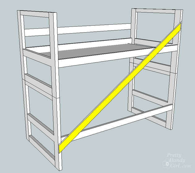 How To Turn Bunk Bed Into Loft Bed