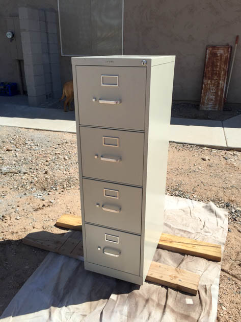 This File Cabinet ...