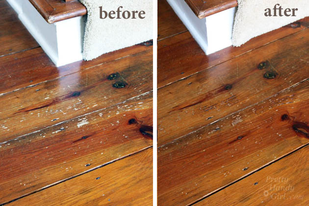 How Refinish Wood Floors Out Sanding