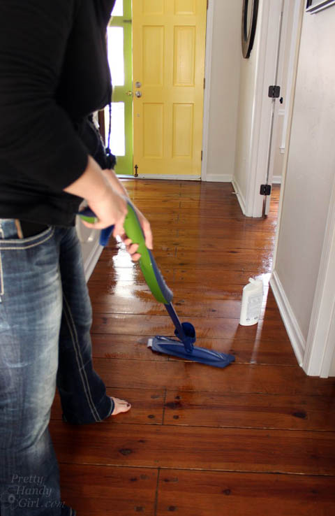 How To Refinish Wood Floors Without Sanding