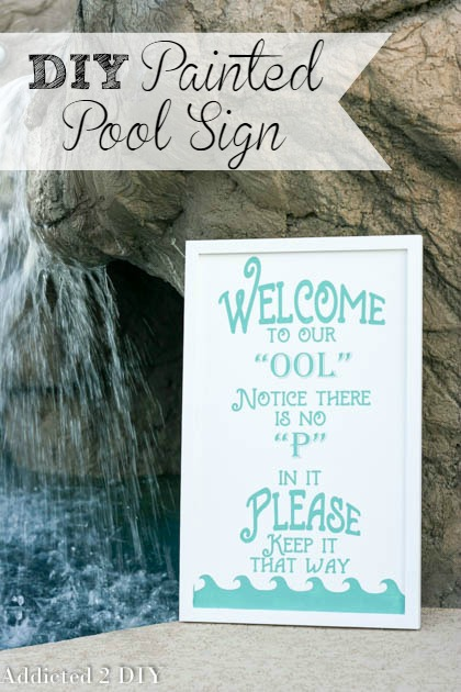DIY-Painted-Pool-Sign