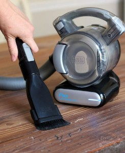 Black + Decker Flex Lithium Vacuum | Pretty Handy Girl