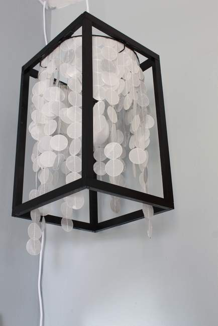Make your own light fixture pretty handy girl make your own light fixture greentooth Images
