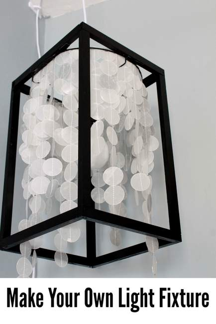 make your own light fixture pretty handy girl bloglovin ForHow To Make Your Own Light Fixture