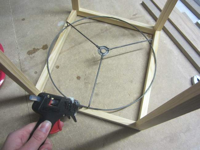 Make your own light fixture pretty handy girl - Make your own light fixtures ...
