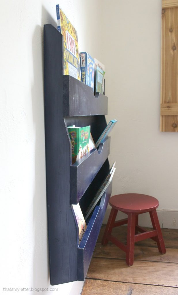 bookrack profile