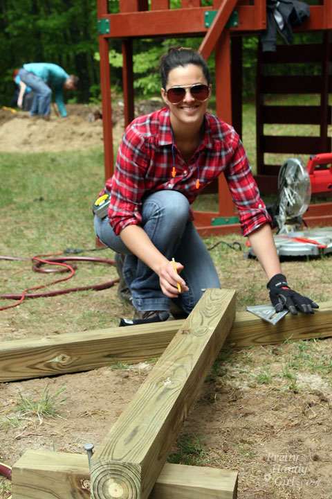 jen-working-on-swingset-surround