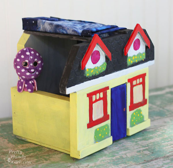 Little Playhouse | Pretty Handy Girl