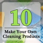 10 DIY Frugal Cleaning Products | Pretty Handy Girl