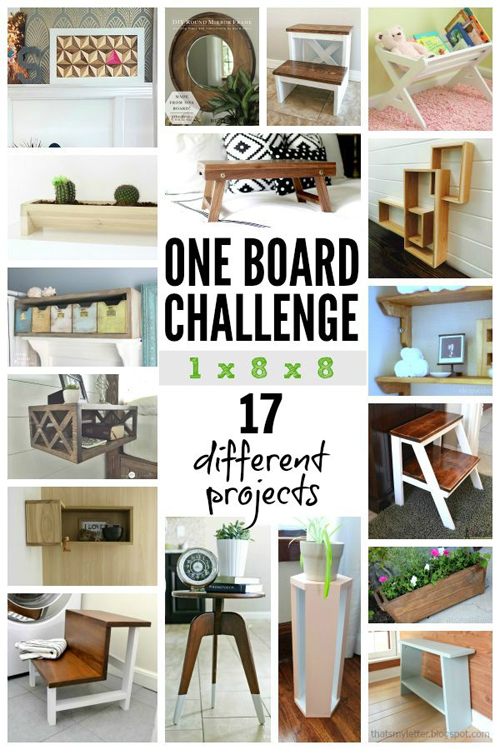 one-board-challenge-projects