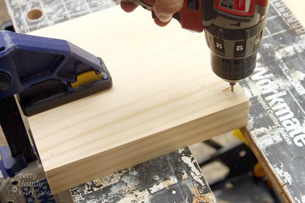 pre-drill-screw-holes