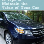 12 Tips to Maintain the Value of Your Car