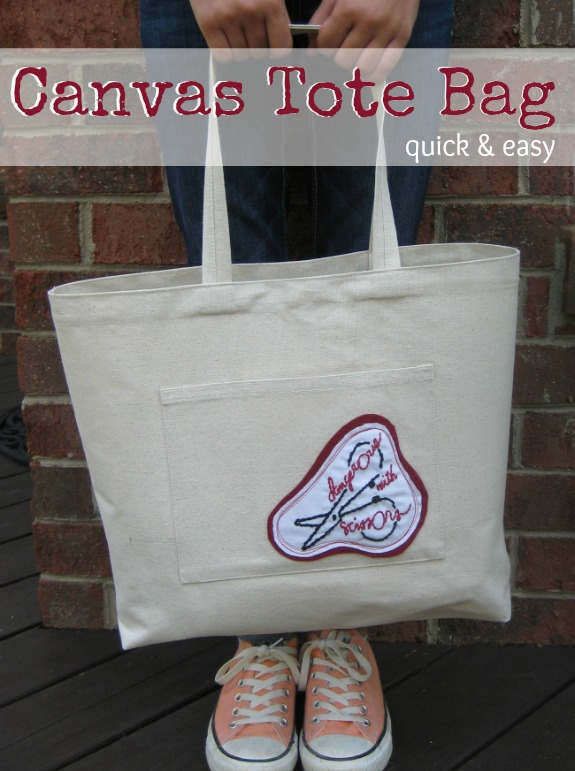 21 Ways to Make and Decorate Totebags - Pretty Handy Girl