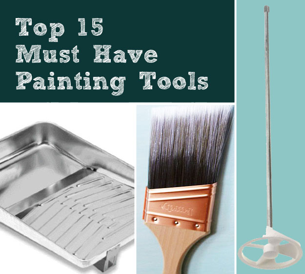 Top 15 Painting Tools