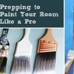 Prepping to Paint Your Room Like a Pro