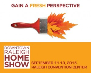 Raleigh Home Show Announcement