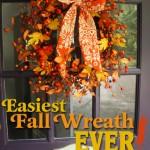 24 Creative Fall Wreaths | Pretty Handy Girl
