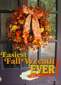 24 Fabulously Creative Fall Wreaths