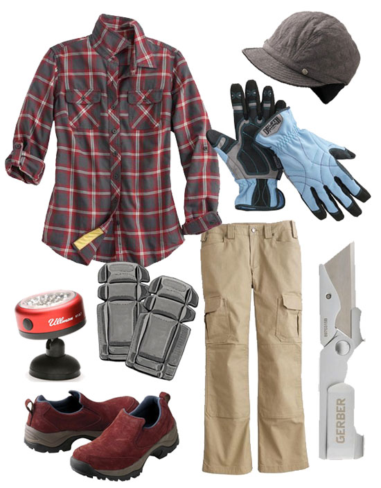 Duluth Trading Work Clothing and Tools | Pretty Handy Girl
