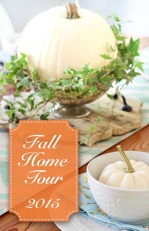 Fall Home Tour 2015 | Pretty Handy Girl