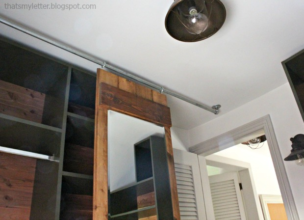 How To Build A Sliding Mirror Door