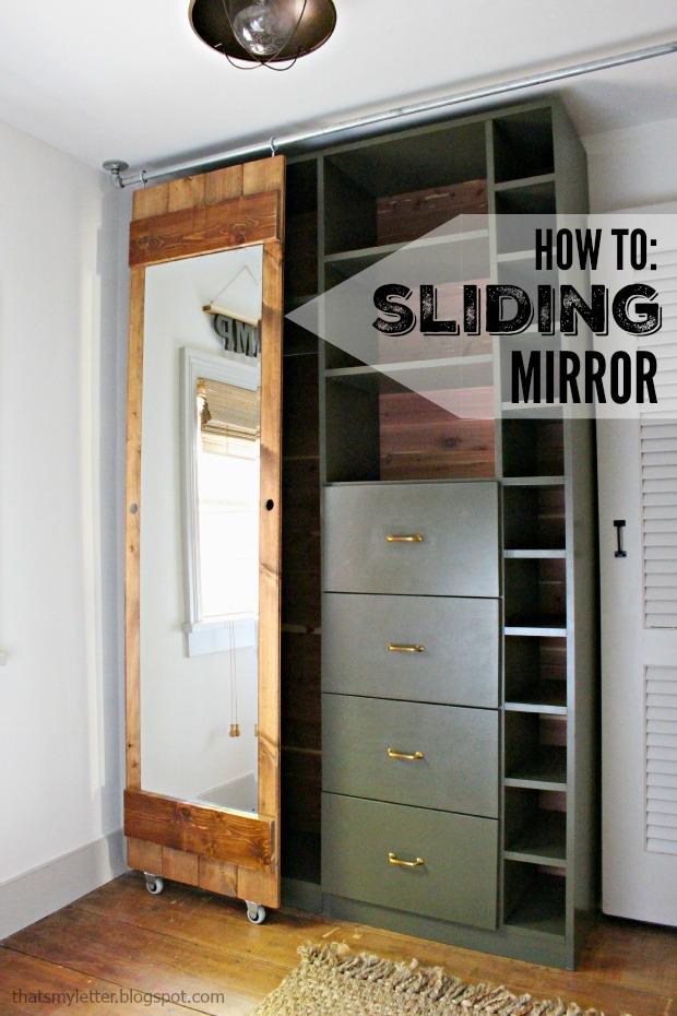 sliding mirror title