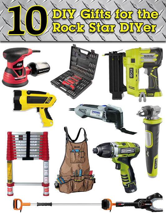 10 Gifts for DIY Rockstar