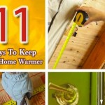 11 Ways to Keep Your Home Warmer this Winter