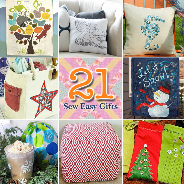 Sew special gifts you can make