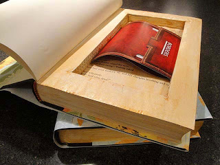 Decorative Book with Hidden Potential