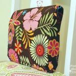 Make a Back Pillow Gift