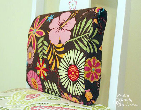 Make a Back Pillow Gift