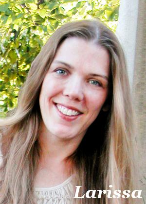 Larissa of Prodigal Pieces