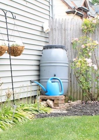 How to Winterize Your Rain Barrel