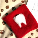 10 Minute Tooth Fairy Pouch