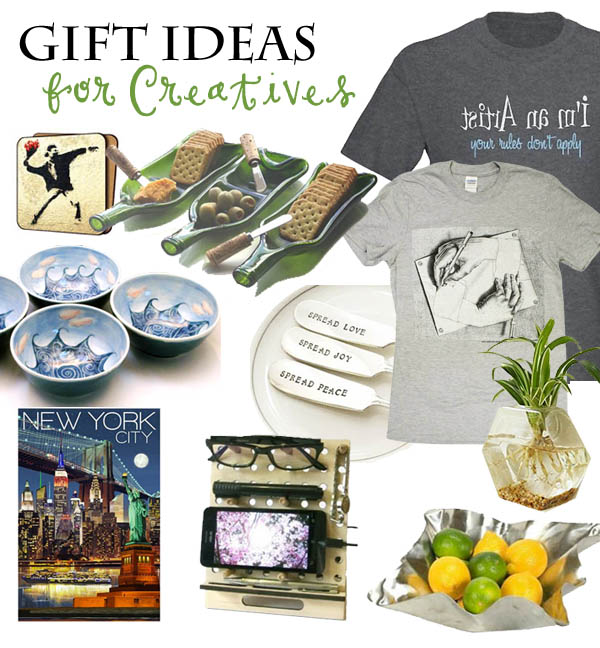 gift ideas for creatives