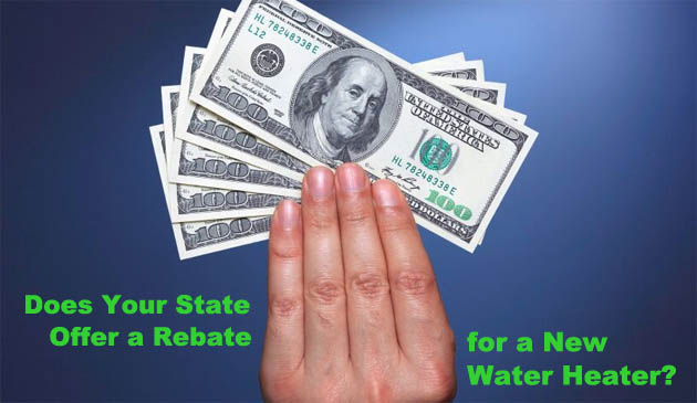 Water Heater Rebates by State
