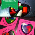 Skip the candy with these DIY melted crayon valentines from Pretty Handy Girl!   DIY Valentine's Day gifts #holidaygifts #prettyhandygirl