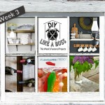 DIY Like a Boss Link Party – Week 4