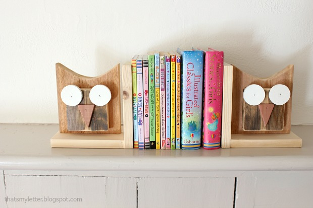 owl bookends 2