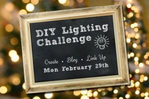 DIY Lighting Challenge
