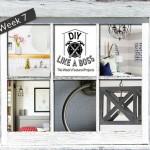 DIY Like a Boss Link Party – Week 8