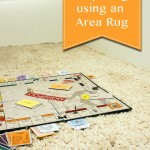 Faking Wall-to-Wall Carpet with an Area Rug