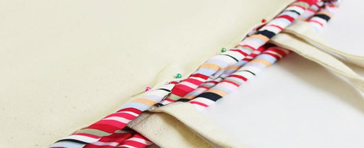Make Piping Out of Thrift Store Finds | Pretty Handy Girl
