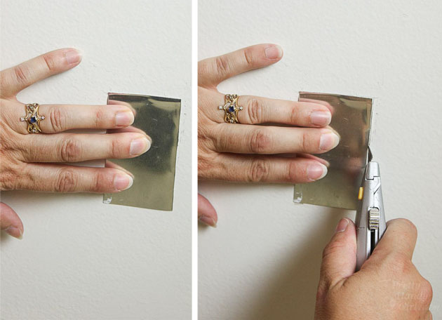 How to Patch a Hole in Drywall   Pretty Handy Girl