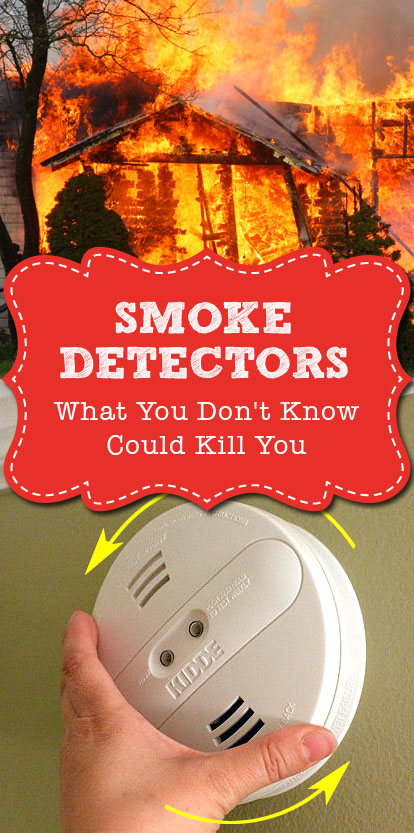 SMOKE DETECTORS | What you don't know could kill you